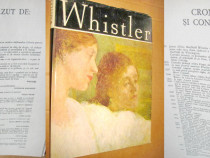 6630-Album de Arta: Whistler anii 70-80 cartonat gros.
