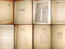 J.Ruskin-Interconectivitatea umana, carte veche cca 1900.