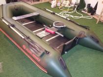 Barca pneumatica KM-360-D cu chila