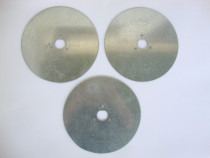 Discuri din otel, 1kg, Ø22 cm, 2mm