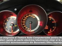 Diagnoza Testare Mazda cu Tester Service Auto la Domiciliu
