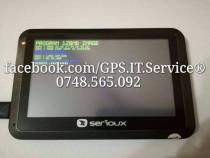 Rescriere firmware recuperare sistem gps navigatie blocate