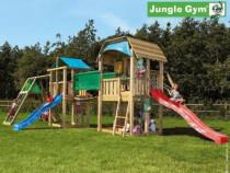 Loc de joaca Copii, Jungle Gym Mega 1 - livrare in tara