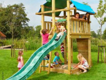 Turn copii Jungle Gym Fort, Doar Kit-ul, 20% Reducere