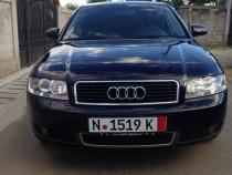 Audi A 4 An 2002 1.9 Tdi Nr Zoll valabile