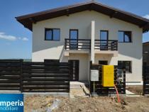 Casa (duplex) in Iasi, zona Miroslava la 100 mp