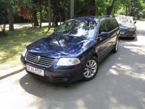 VW Passat 1.9 tdi climatronic 2002 cu 6 trepte 131cp