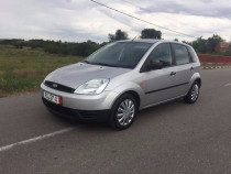Ford Fiesta 2005 AC Euro4 adus din Germania nr toll valabile