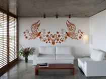 Fluturi simetrie-Reducere 65%-stickere decorative