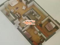 Km 5 apartament 3 camere in bloc nou - 27888