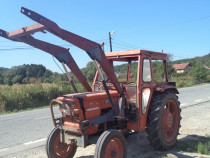 Tractor cu incarcator frontal 60cp