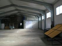 Hală industrială Scheia, Suceava