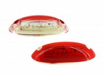 Lampa numar 24V Lumina: alba/rosie GN12