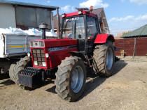 Tractor Case IH 1255xl, 4x4, clima, 125 cp, import, revizat