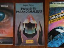 Carti tematica paranormal, ocultism