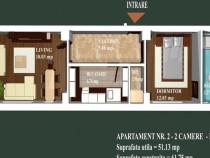 Apartament 2 camere, padure, Baneasa, Academia de politie