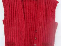 Vesta din lana pentru dama