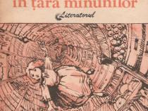 Alice In Tara Minunilor (contine ilustratii), Lewis Carroll