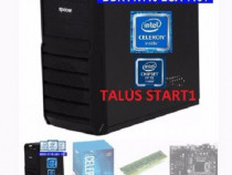 Sistem Desktop Intel Skylake 4GB DDR4 1TB Garantie 36 luni