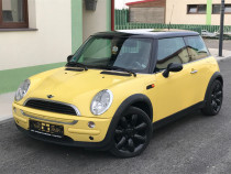 Mini Cooper 2003, Import Germania, Km reali ! Pt pretentiosi