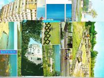 Lot 15 carti postale circulate din Romania