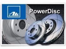 Discuri de frana fata sport Ate Power Disc pentru BMW E46