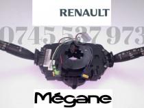 Bloc lumini / panglica airbag, Renault Megane 2