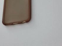 Husa/silicon iphone 6/6s transparenta,produs de calitate,imp