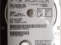 "Hard Disk-HDD Hitachi 320 Gb 2,5""-Defect CODE: Z5K320-320"