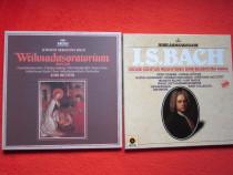 Vinil Bach -Oratoriu Craciun'65+Jubiläum-Germany(impecabile)