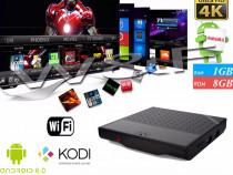 TV Box PC Media Player KM8P 4K Amlogic S912 Octa Core 64bit