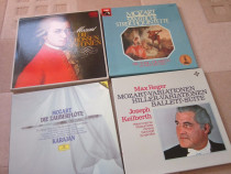 Vinil Mozart-4 box-seturi rare, impecabile