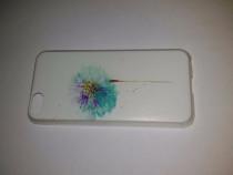 Carcasa model desen papadie iPhone 5C – protectie telefon