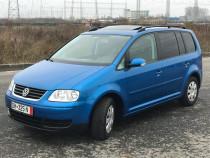 Volkswagen Touran 1.6 FSI 2006 Euro 4