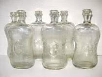 7685-Set 7 Sticle otet vechi Margina MR st. buna.