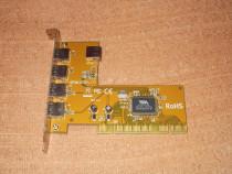 Adaptor USB - 5 porturi