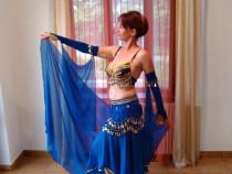 Costume pentru dans oriental, unicat, la comanda