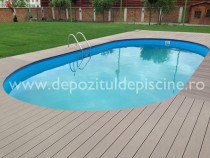 Pret soc -set complet piscina hobbypool din otel 10x4,16x1,5