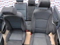 Interior sport textil cu alcantara BMW Seria 3 E91
