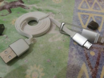 Cablu iphone & samsung