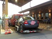 Tractari auto transport Italia-Romania persoane si colete