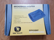 Router serioux model ssr4-100