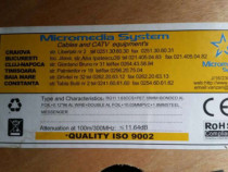 Cablu Coaxial RG 11(Micromedia) Cu Sufa Metalica