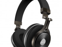 Casti Bluedio T3+ Bluetooth 4.1, Wireless, microSD, 3D
