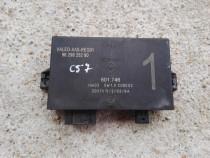 Modul senzori parcare Citroen C5, 2003, cod 9629825280