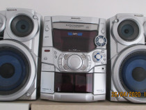 Sistem audio Panasonic MP3