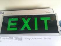 Iluminat LED de Siguranta EXIT