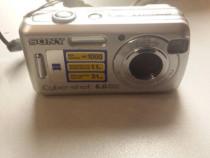 Camera foto-video sony , model dsc-s600 de 6 mpix si olympus