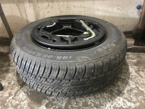 Kit rezerva r15 4x100 opel vw fiat etc