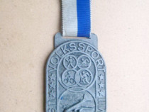 Medalia rara VolksSport USAF Global 8-1948-1949 C54 Sky Mast